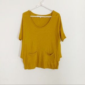 RACHEL Rachel Roy cutout sweater- Small